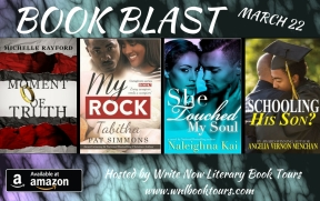 BOOK BLAST March 22